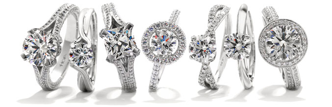 Holiday Sale on diamond engagement rings from our extensive collection