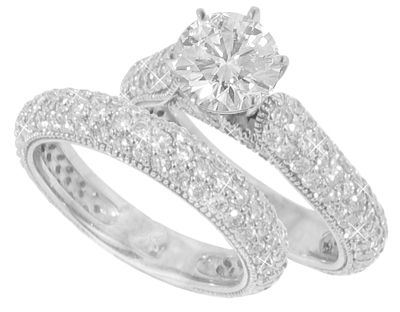 extravagant wedding rings 28 images eight ultra - Extravagant Wedding Rings