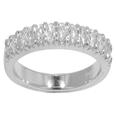 0.45 ct TTW Ladies Round Cut Diamond Wedding Band